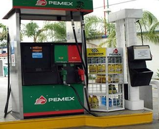 c a gasolina pemex