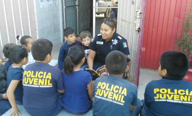 d a policia juvenil tijuana