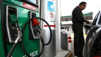 d a gasolina pemex precio