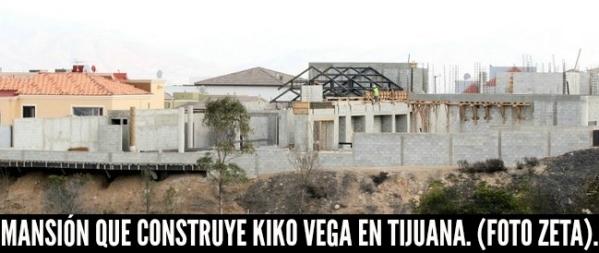 d a mansion de kiko vega