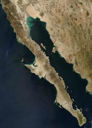 d a peninsula de baja california