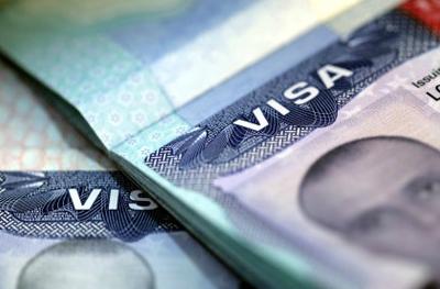 d a visa estados unidos