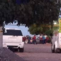 #GALERÍA: Ejecutado en Cd. Constitución BCS por cambiarse a otro grupo criminal