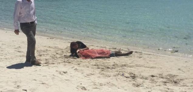 d a ahogado playa balandra la paz bcs