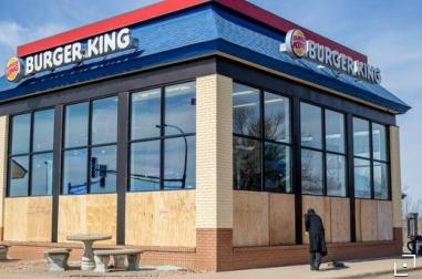 d a burger king minnesota