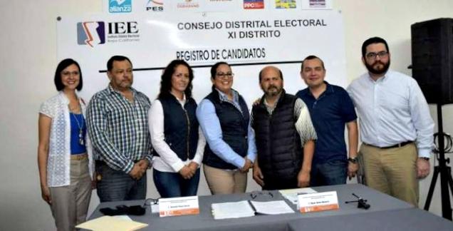 d a candidata del pan distrito 11 tijuana