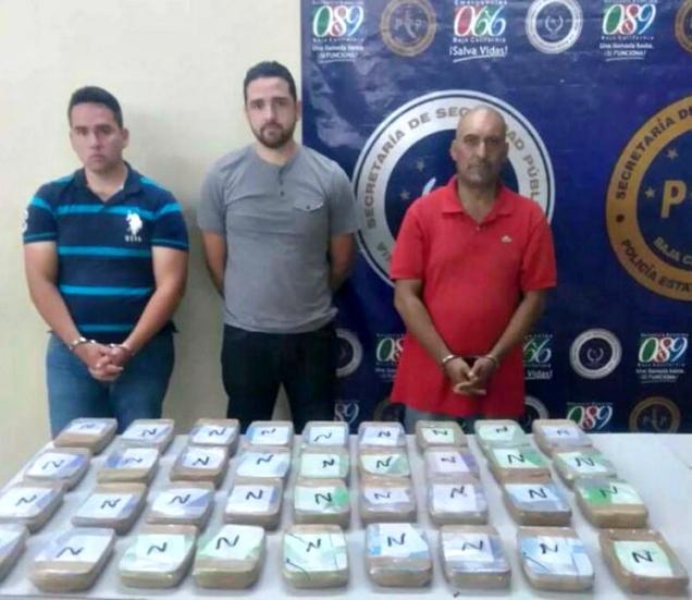 d a cocaina incautada en tijuana 9845
