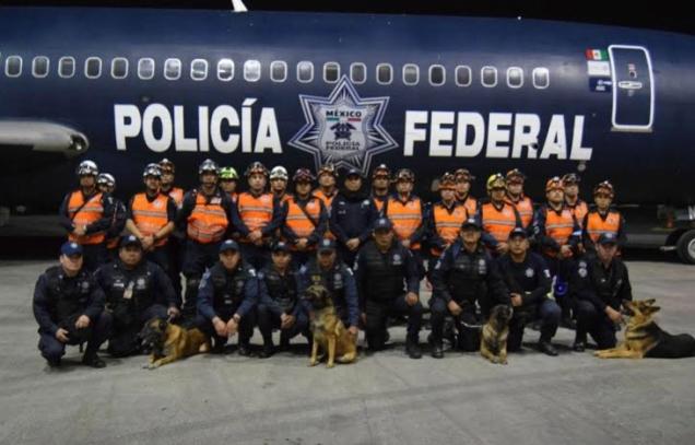 d a policia federal ecuador mexico