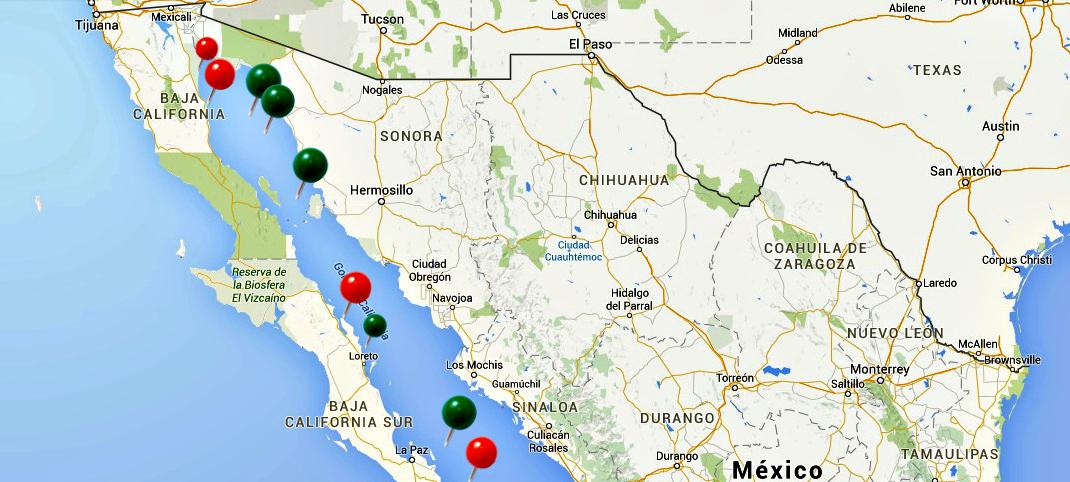 d a a petroleo y gas en el golfo de california