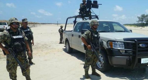 d a ejercito y marina la paz bcs vigilancia