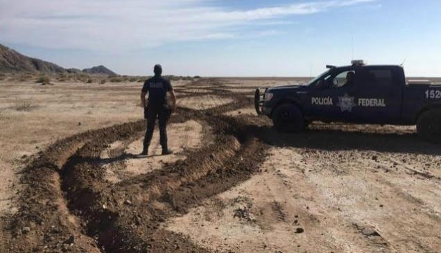 d a pista clandestina en mexicali