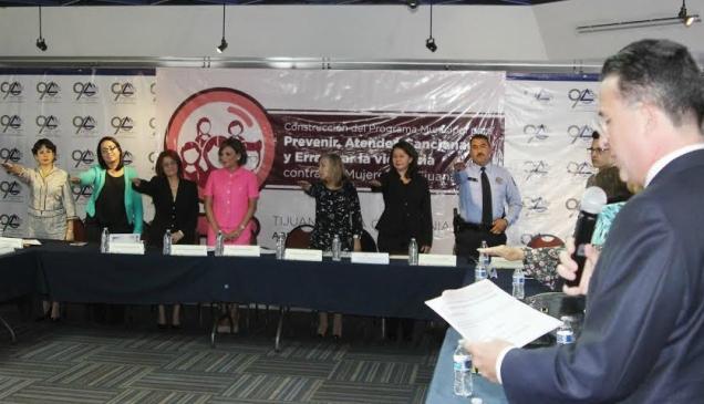 d a violencia contra las mujeres tijuana
