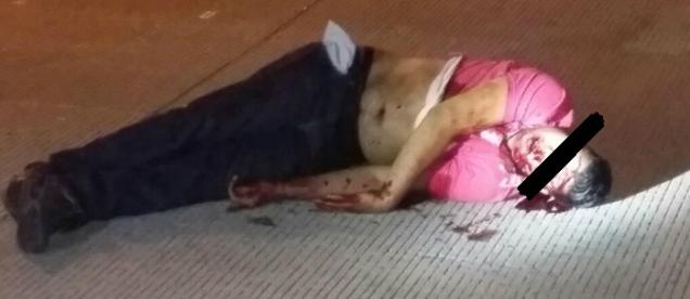 d  narcomenudista asesinado en malecon la paz bcs
