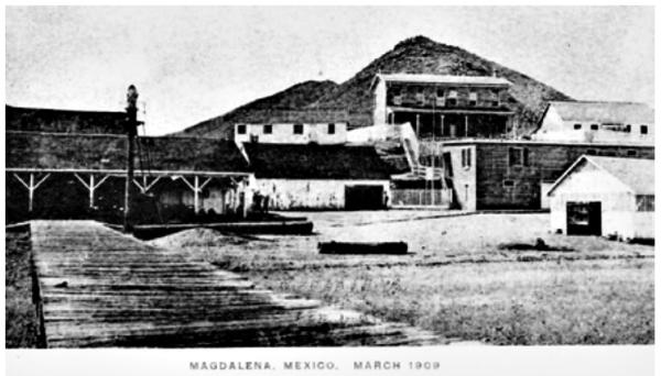 p - base naval de bahia magdalena