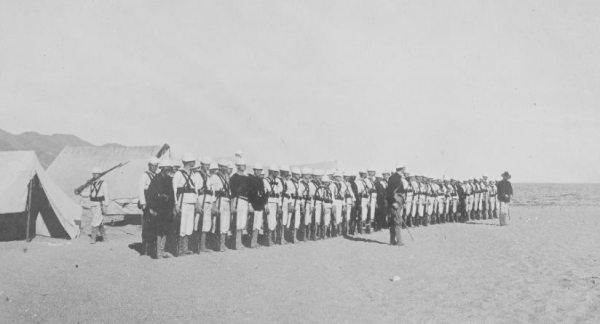 p magdalena tropas norteamericanas en practicas