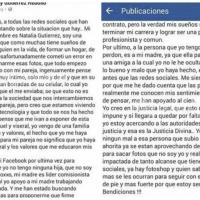 #¡LadyOxxo de Guaymas aclara asunto de sus fotos semidesnuda!