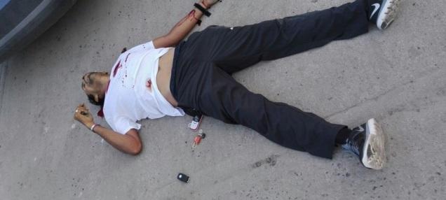 d asesinato en colonia solidaridad la paz bcs