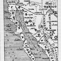 Predicción: ¡Inevitable separación de Baja California de México!