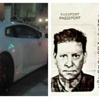 ¡Toda una fichita el canadiense que se accidentó en el Lamborghini en #LosCabos!