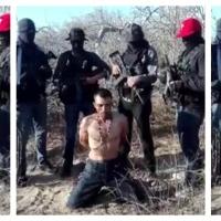 #LosCabos: Interrogan encapuchados al supuesto asesino de dos ministeriales