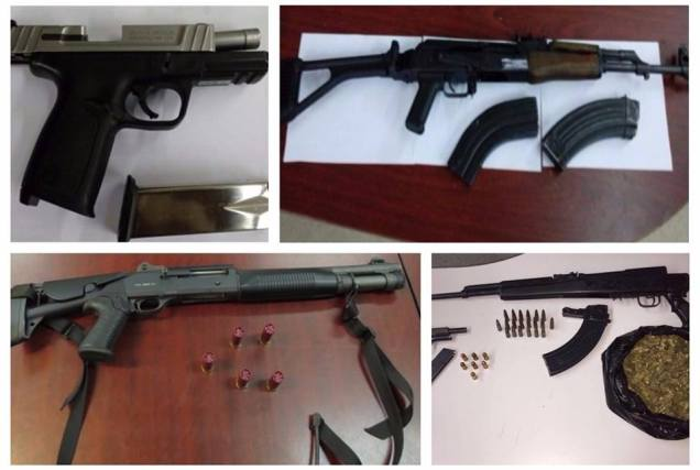 d a a armas policia estatal