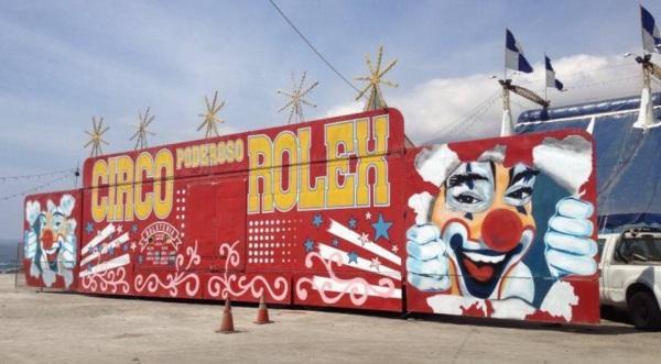 d a a circo rolex