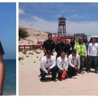 ¡Excursionista murió descuartizado por tiburones en #LosCabos (Cabo Pulmo)!