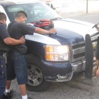 Más empistolados caen en manos de la Policía Estatal bajacaliforniana