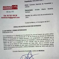 Complot de Leonel Cota, Narciso Agúndez y Víctor Castro Cosío para cesar al líder de MORENA en Baja California Sur
