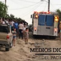 #LosCabos: ¡Horror! - ¡Pistoleros asesinan con cuerno de chivo a una niña!