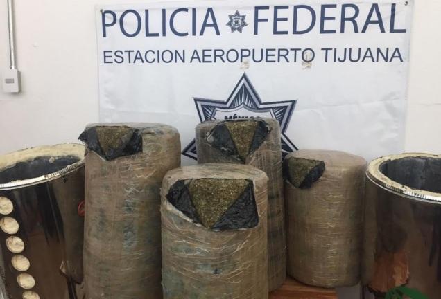 d a a a marihuana aeropuerto de tijuana