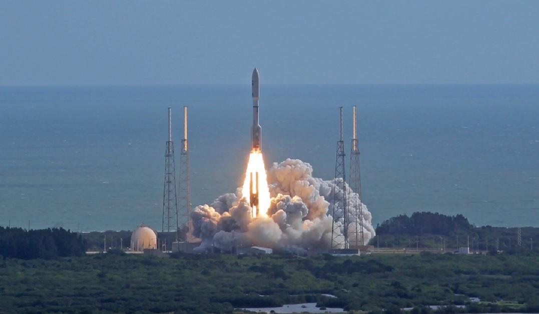 d a a atlas cohete mission baja california