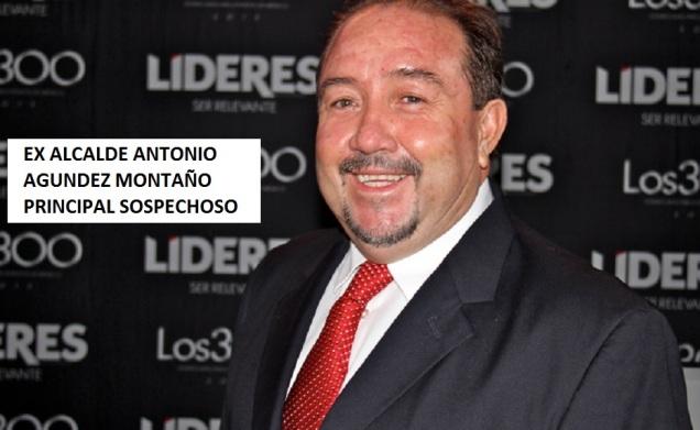 D A A A A ANTONIO AGUNDEZ MONTAÑO