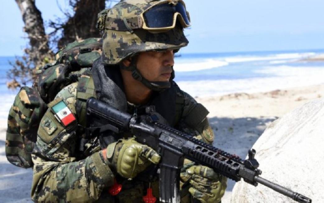 d a a a a armada de mexico