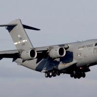 La misteriosa visita de un avión de la Fuerza Aérea de EEUU al aeropuerto de La Paz BCS