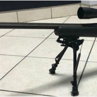 #Tijuana: ¡En posesión de un rifle para uso de un FRACOTIRADOR!