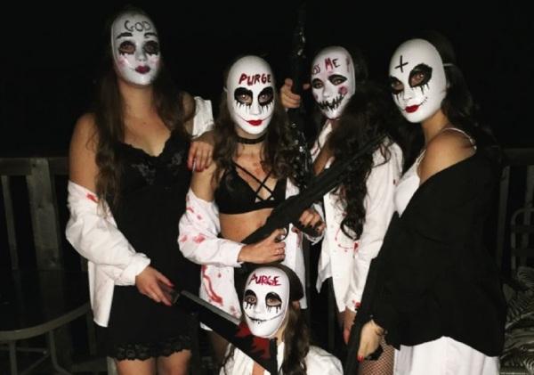 d a a halloween mascaras