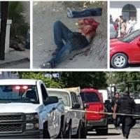 ¡Ola de sangre y muerte ocurrió hoy sábado en #LosCabos y #LaPazBCS!