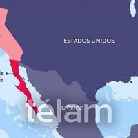 ¡En cuanto la península de Baja California se independice de México vendrá el progreso! - #IMPORTANTE