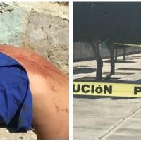 ¡Salvaje asesinó con un cuchillo a una mujer en #LosCabos!