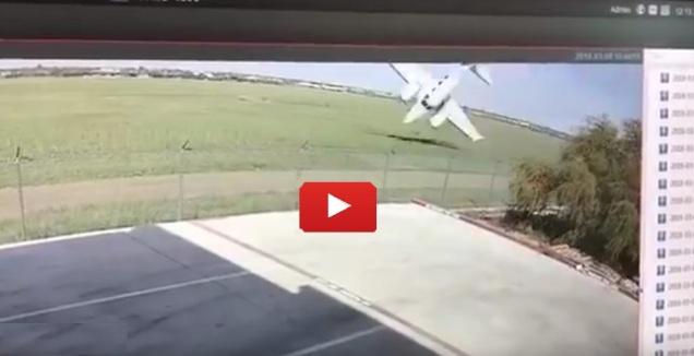 d a a a avion se estrelló