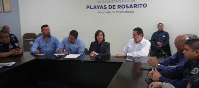 D A A A PLAYAS DE ROSARITO ALCALDESA