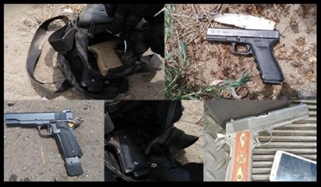 d a a a a armas en tijuana secuestradores