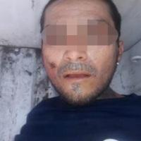 #Tijuana: Le acababa de disparar a una mujer cuando lo atraparon