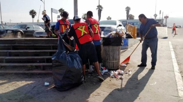 d a a a a a detenidos labor social