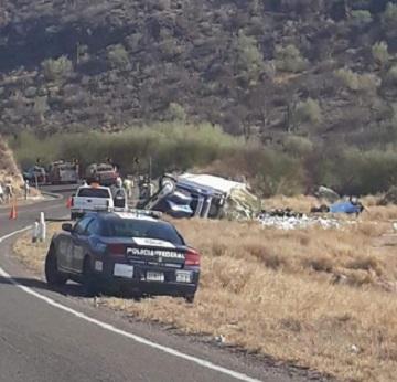 d a a a a accidente trailer mulege