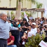 """AMLO no cedió a """"Grupos Radicales"""" y proyecto Los Cardones a favor de la ley"""