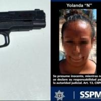 #Tijuana: Luego de cometer un atraco fueron detenidos por la municipal
