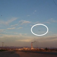 Relacionan actividad OVNI con apagones en Baja California Sur