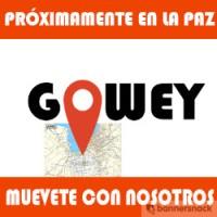 """Nueva aplicación de transporte iniciará operaciones en octubre """"GO WEY"""" en La Paz."""